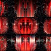 Horn-Evil-Red-Mask-Girl-Vj-Loop VJ Loops Farm