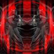 Horn-Evil-Red-Mask-Girl-Vj-Loop_001 VJ Loops Farm