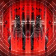 Horn-Evil-Red-Mask-Girl-Vj-Loop_004 VJ Loops Farm