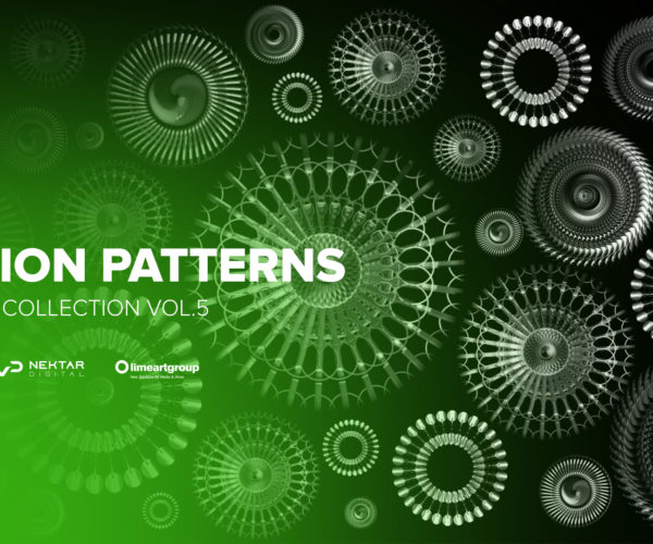 Motion Patterns VJ LOOPS
