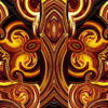 vj video background Orange-yellow-dj-background-art-visuals-3d-animation-motion-vj-loop_003