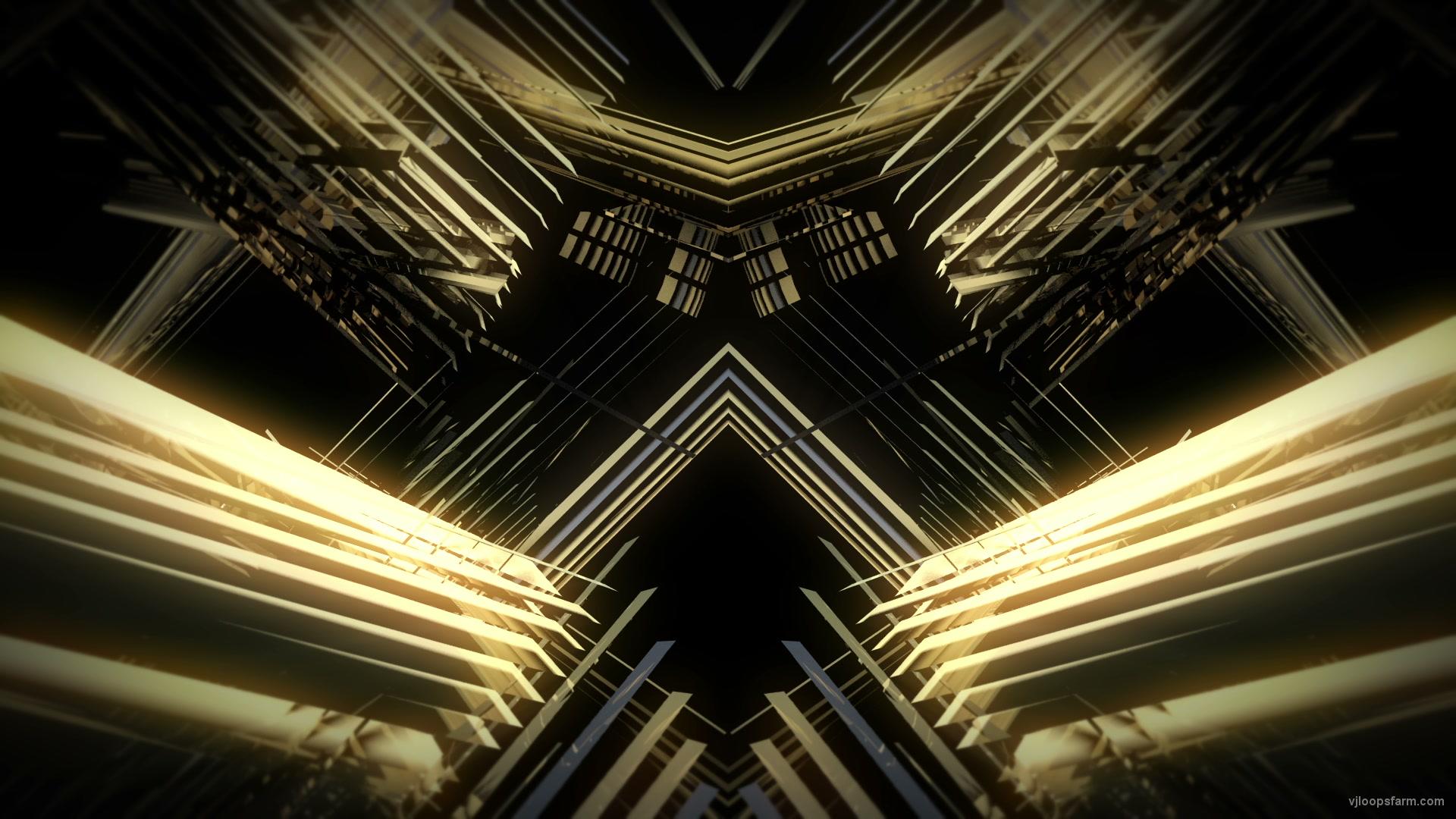 vj video background Pyrite-Center-Golden-Video-Art-VJ-Loop_003