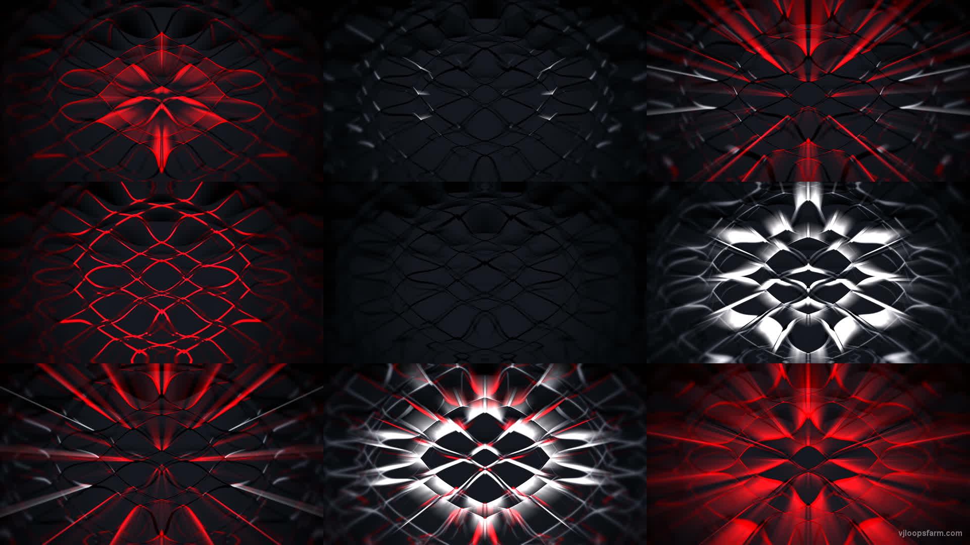 abstract vj loops free