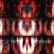 Rock-Horse-man-Guitarist-in-Head-mask-play-guitar-pixel-sorted-evil-4K-Vj-Loop VJ Loops Farm