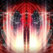 Rock-Horse-man-Guitarist-in-Head-mask-play-guitar-pixel-sorted-evil-4K-Vj-Loop_007 VJ Loops Farm