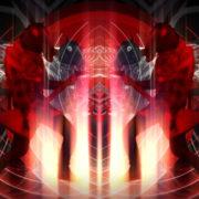 Rock-Horse-man-Guitarist-in-Head-mask-play-guitar-pixel-sorted-evil-4K-Vj-Loop_009 VJ Loops Farm