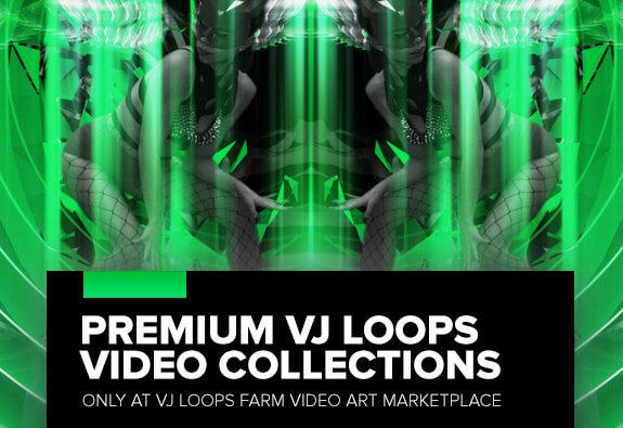 VJ Loops Farm COllections