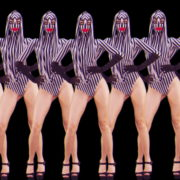 vj video background Ass-Movement-Go-Go-Girl-Video-Pattern-Stock-Footage-Art-Vj-Loop_003