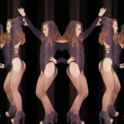 vj video background Dancig-GO-GO-Girls-over-black-motion-backgroun-stock-footage-video-art-vj-loop_003