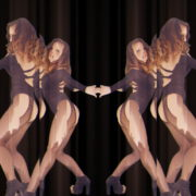 Dancig-GO-GO-Girls-over-black-motion-backgroun-stock-footage-video-art-vj-loop_009 VJ Loops Farm