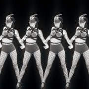 Girls-Black-White-Girls-Pattern-Video-Wall-VIdeo-Art-VJ-Loop_005 VJ Loops Farm
