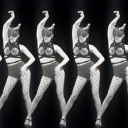 Girls-Black-White-Girls-Pattern-Video-Wall-VIdeo-Art-VJ-Loop_009 VJ Loops Farm