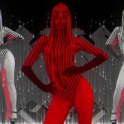 Rave-Red-Girls-EDM-decoration-wall-Video-Art-Vj-Loop_004 VJ Loops Farm