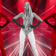 Red-Zebra-Girls-Dancing-on-EDM-Beats-Video-Art-VJ-Loop_005 VJ Loops Farm