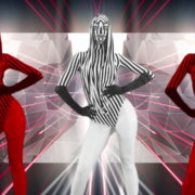 Red-Zebra-Girls-Dancing-on-EDM-Beats-Video-Art-VJ-Loop_007 VJ Loops Farm