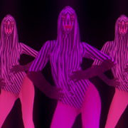Violet-Pink-Go-Go-Dancing-girls-with-strobing-EDM-Effect-on-black-motion-background-vj-loop_007 VJ Loops Farm