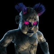 3D-Doll-shooting-with-lasers-from-the-eyes-halloween-ultra-hd-vj-loop_004 VJ Loops Farm