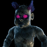 3D-Doll-shooting-with-lasers-from-the-eyes-halloween-ultra-hd-vj-loop_006 VJ Loops Farm