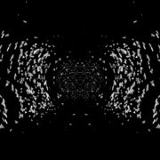 Black-and-White-Triangles-Gate-portal-destruction-video-loop-transition_005 VJ Loops Farm