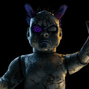 vj video background Doll-Hand-Attack-with-eye-shooting-energy-Ultra-HD-3D-VJ-Loop_003