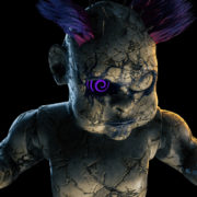 Doll-Hand-Attack-with-eye-shooting-energy-Ultra-HD-3D-VJ-Loop_006 VJ Loops Farm