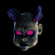 Doll-Head-Beats-Alpha-Channel-Video-Art-Ultra-HD-VJ-Loop_009 VJ Loops Farm