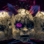 vj video background Doll-Head-Mask-Beats-Visuals-Ultra-HD-VJ-Loop_003