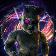 Halloween-Angry-Doll-running-on-the-vortex-space-Ultra-HD-VJ-Loop_002 VJ Loops Farm