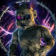 Halloween-Angry-Doll-running-on-the-vortex-space-Ultra-HD-VJ-Loop_004 VJ Loops Farm