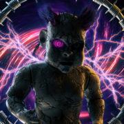 Halloween-Angry-Doll-running-on-the-vortex-space-Ultra-HD-VJ-Loop_006 VJ Loops Farm