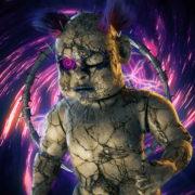 Halloween-Angry-Doll-running-on-the-vortex-space-Ultra-HD-VJ-Loop_007 VJ Loops Farm