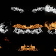 Abstract-Fire-beats-arrows-Video-Art-VJ-Loop VJ Loops Farm