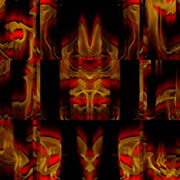 Abstract-Tribla-Flame-Fire-glow-Video-Art-VJ-Loop VJ Loops Farm