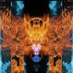 vj video background Blue-Fire-Acid-Flame-Gas-Video-Art-VJ-Loop_003