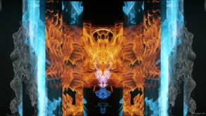 vj video background Blue-Fire-Acid-Flame-Gas-Video-Art-VJ-Loop_003