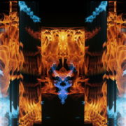 Blue-Fire-Acid-Flame-Gas-Video-Art-VJ-Loop_006 VJ Loops Farm