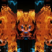 Blue-Fire-Acid-Flame-Gas-Video-Art-VJ-Loop_007 VJ Loops Farm
