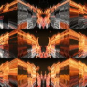 Eternal-Gate-Fire-King-Video-Art-VJ-Loop VJ Loops Farm