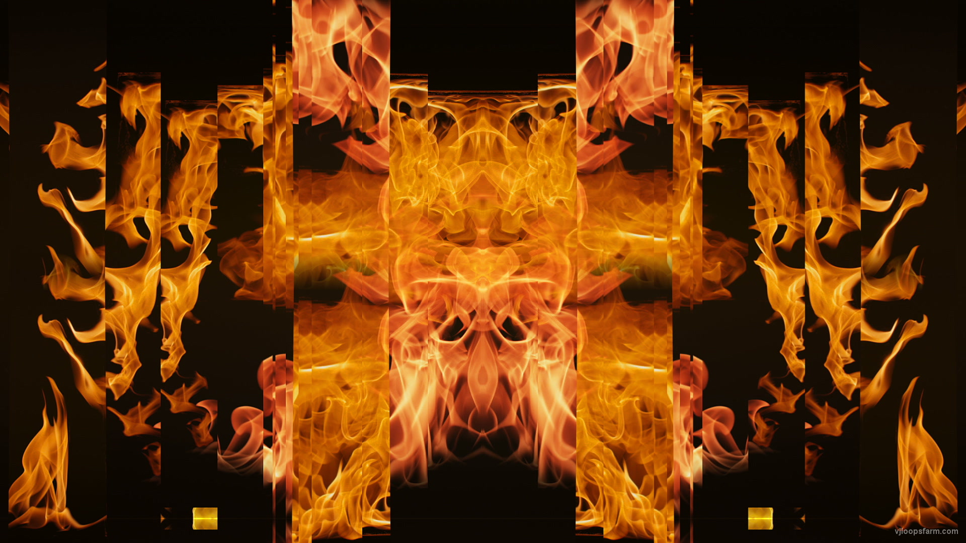 vj video background Eternal-flame-Memory-gate-lights-VA-Video-Art-VJ-Loop_003