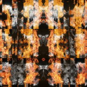 Eternal-flame-Stripe-line-gate-lights-VA-Video-Art-VJ-Loop VJ Loops Farm
