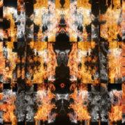 Eternal-flame-Stripe-line-gate-lights-VA-Video-Art-VJ-Loop VJ Loops Farm