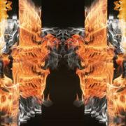 Eternal-flame-Stripe-line-gate-lights-VA-Video-Art-VJ-Loop_004 VJ Loops Farm
