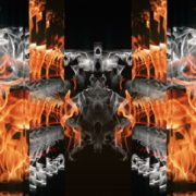 Eternal-flame-Stripe-line-gate-lights-VA-Video-Art-VJ-Loop_007 VJ Loops Farm