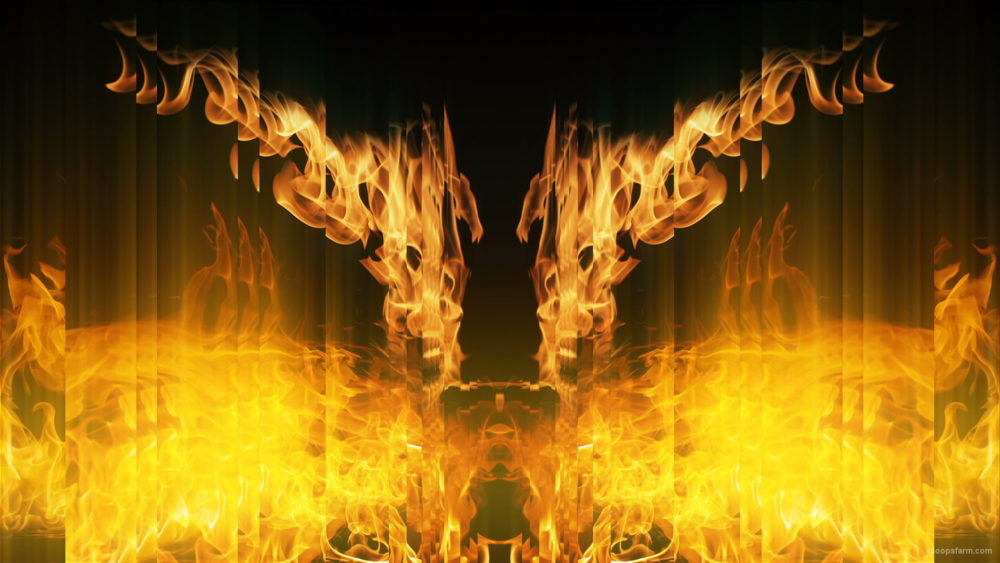 vj video background Golden-Phoenix-Fire-Gatee-Flame-Visuals-Video-Art-VJ-Loop_003