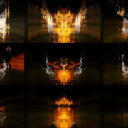 Psy-Fire-Stage-Event-Visuals-Flame-Video-Art-VJ-Loop VJ Loops Farm