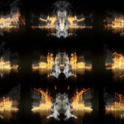 Psycho-Fire-Test-Element-PSY-Flame-Video-Art-AV-VJ-Loop VJ Loops Farm
