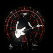 Bass-Rock-Man-Guitarist-in-Techno-Stage-Gate-Visual-Video-Art-VJ-Loop_007 VJ Loops Farm