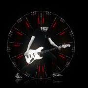 Bass-Rock-Man-Guitarist-in-Techno-Stage-Gate-Visual-Video-Art-VJ-Loop_009 VJ Loops Farm