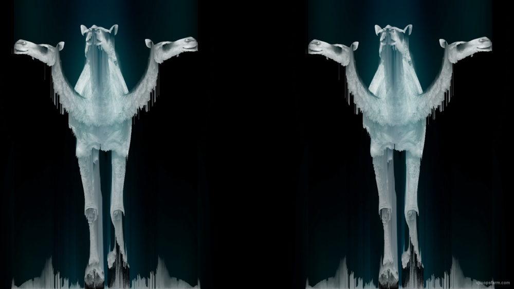 vj video background Camel-Side-Guard-Cerber-Visual-Art-VJ-Loop-R3_003