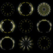 Circle-gate-Video-Pattern-Techno-Video-Art-VJ-Loop-AI_005 VJ Loops Farm